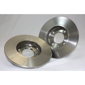 Bremsscheibe Bremsscheibendicke: 12mm, Lochanzahl: 4, Ø: 239mm mit OEM-Nummer 841 615 301