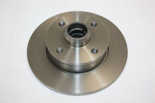 AUTOMEGA  120015210 Bremsscheibe Bremsscheibendicke: 10mm, Lochanzahl: 4, Ø: 226mm