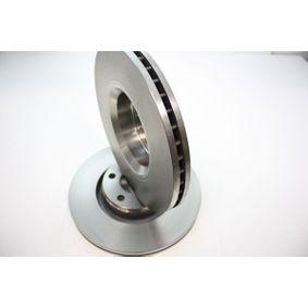 Bremsscheibe Bremsscheibendicke: 30mm, Ø: 321mm mit OEM-Nummer 4F0 615 301E