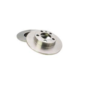 Bremsscheibe Bremsscheibendicke: 9mm, Lochanzahl: 5, Ø: 232mm mit OEM-Nummer 2Q0 615 601H