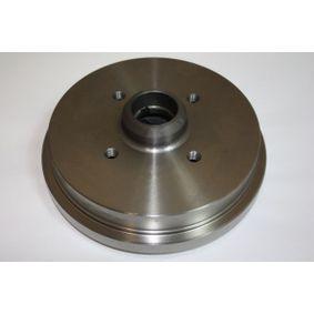 Bremstrommel Trommel-Ø: 180mm, Felge: 4-loch mit OEM-Nummer 191 501 615B