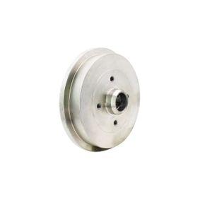 Bremstrommel Trommel-Ø: 200 mit OEM-Nummer 1H0 501615 A