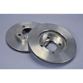 Bremsscheibe Bremsscheibendicke: 20mm, Lochanzahl: 4, Ø: 239mm mit OEM-Nummer 321 615 301 C