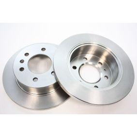 Bremsscheibe Bremsscheibendicke: 16,3mm, Ø: 298mm mit OEM-Nummer 2E0 615 601A