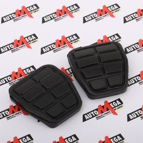 Brake Pedal Pad with OEM Number 6X0 721 173 A