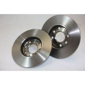 Bremsscheibe Bremsscheibendicke: 12,7mm, Ø: 236mm mit OEM-Nummer 90 065 903