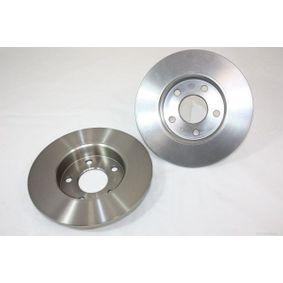 Bremsscheibe Bremsscheibendicke: 10mm, Lochanzahl: 5, Ø: 264mm mit OEM-Nummer 09 117 772