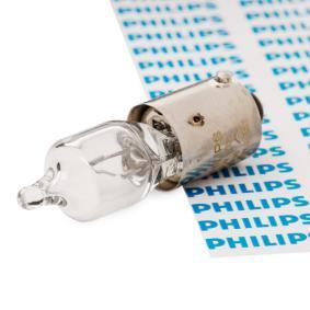 Bulb, indicator H6W, BAX9s, 12V, 6W 12036CP