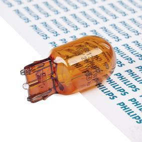 Крушка с нагреваема жичка, мигачи WY21W, W3x16d, 12волт, 21ват 12071CP