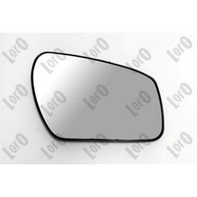 Mirror Glass, outside mirror with OEM Number 1 363 672