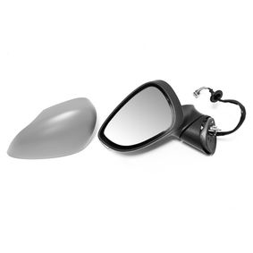 ABAKUS Side view mirror Left, Electric, Aspherical, Electronically foldable, Heated