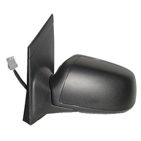 ABAKUS Side view mirror Left, Electric, Convex, Electronically foldable, Heated, Primed