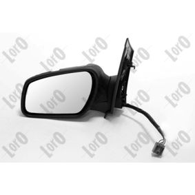 ABAKUS Side view mirror Right, Electric, Convex, Heated, Primed