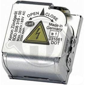 Zündgerät, Gasentladungslampe 1224286 CLIO 2 (BB0/1/2, CB0/1/2) 1.5 dCi Bj 2012