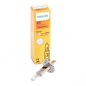 Bulb, spotlight H1, 55W, 12V, Vision 12258PRC1 MERCEDES-BENZ C-Class, E-Class, S-Class