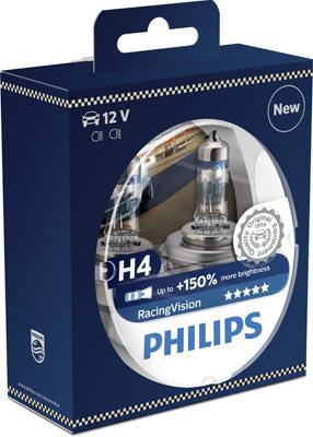 Lámpara, faro de carretera PHILIPS 12342RVS2 8719018000200