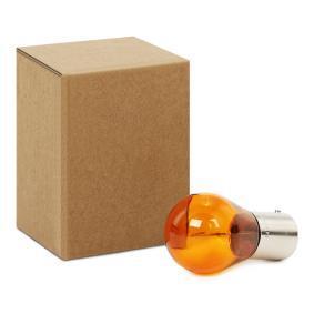 Bulb, indicator PY21W, BAU15s, 12V, 21W 12496NACP