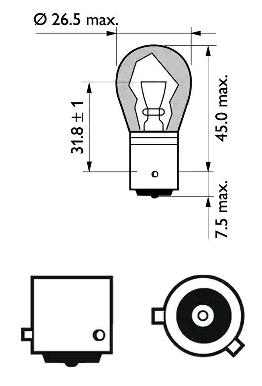 Bulb, indicator PHILIPS GOC47982230 expert knowledge