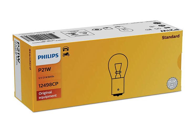 Bulb, indicator PHILIPS 12498CP 8711500490797