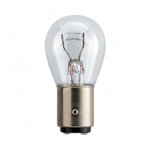 Bulb, indicator P21/5W, BAY15d, 12V, 21/5W 12499CP