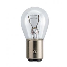 Bulb, indicator P21/5W, 191, BAY15d, 12V, 21/5W 12499CP FORD FOCUS, FIESTA, MONDEO