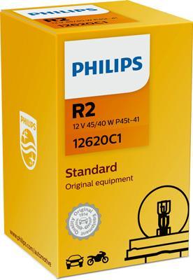 Glühlampe, Fernscheinwerfer PHILIPS 40085730 Bewertung