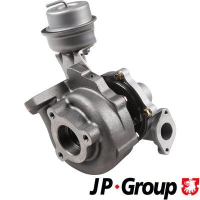 JP GROUP  1263701619 Bremsbelagsatz, Scheibenbremse Dicke/Stärke: 16,5mm
