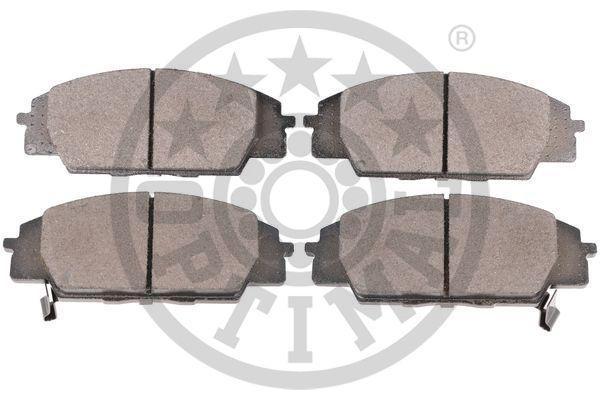 Bremsbelagsatz OPTIMAL 23530 Bewertung