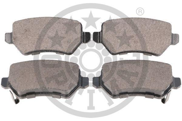Bremsbelagsatz OPTIMAL 23654 Bewertung