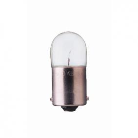 Bulb, indicator R10W, BA15s, 12V, 10W 12814B2