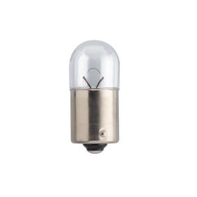 Крушка с нагреваема жичка, мигачи R5W, BA15s, 12волт, 5ват 12821CP