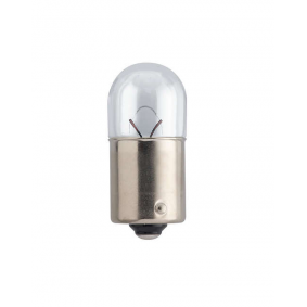Bulb, indicator R5W, BA15s, 12V, 5W 12821CP MERCEDES-BENZ C-Class, E-Class, A-Class