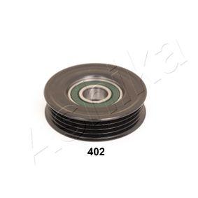 Deflection / Guide Pulley, v-ribbed belt Ø: 76mm, Ø: 76mm, Ø: 76mm with OEM Number 38942P01003