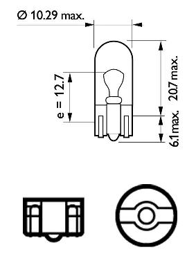 Bulb, indicator PHILIPS GOC49090273 expert knowledge