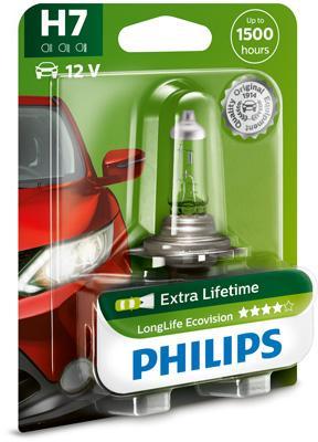 Glühlampe, Fernscheinwerfer PHILIPS 12972LLECOB1 8727900362008