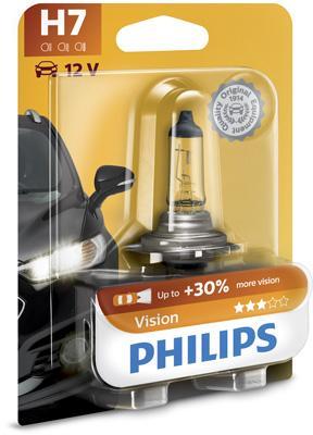 Izzó, távfényszóró PHILIPS H7 értékelés