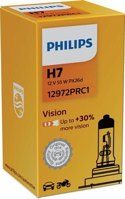Glödlampa, fjärrstrålkastare PHILIPS 40593760 rating