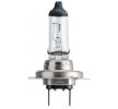 PHILIPS Glühlampe, Hauptscheinwerfer H7, 55W, 12V, Vision