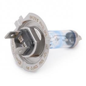 Bulb, spotlight H7, 55W, 12V 12972RVB1 MERCEDES-BENZ C-Class, E-Class, A-Class