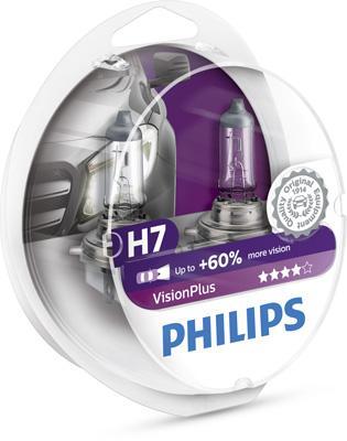 Glühlampe, Fernscheinwerfer PHILIPS H7 Bewertung