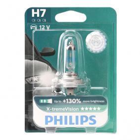 Bulb, spotlight H7, 55W, 12V 12972XV+B1 MERCEDES-BENZ C-Class, E-Class, A-Class