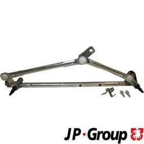 JP GROUP Ντίζες υαλοκαθαριστήρων (1298100300) Για με OEM αριθμός 1273401