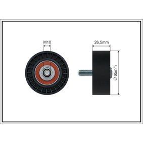 Spannrolle, Keilrippenriemen Breite: 26,5mm mit OEM-Nummer 575152