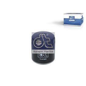 Oil Filter Ø: 76mm, Inner Diameter: 61mm, Height: 86mm with OEM Number 1250 507