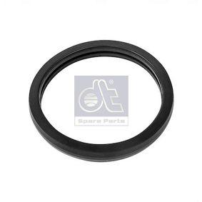 Dichtung, Thermostat Dicke/Stärke: 7mm, Innendurchmesser: 45mm, Ø: 59mm mit OEM-Nummer 134.090
