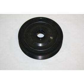 Belt Pulley, crankshaft with OEM Number 8200 619 927