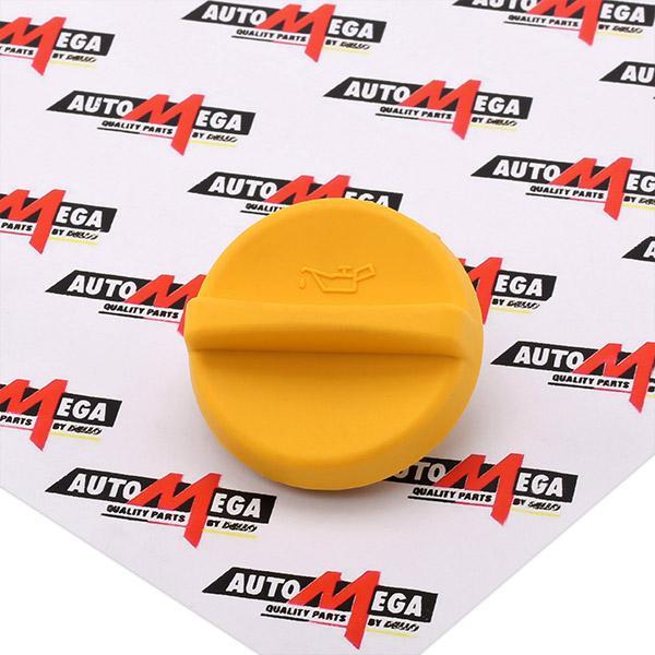 Verschluss, Öleinfüllstutzen 130122710 AUTOMEGA 130122710 in Original Qualität