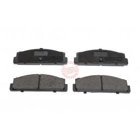 Bremsbelagsatz, Scheibenbremse Höhe: 39mm, Dicke/Stärke: 10mm mit OEM-Nummer 4250-56