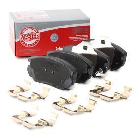 Bremsbelagsatz, Scheibenbremse Breite: 131,3mm, Höhe: 59,7mm, Dicke/Stärke: 19,1mm mit OEM-Nummer 13 23 7750