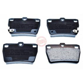 Brake Pad Set, disc brake 13046058492N-SET-MS RAV 4 II (CLA2_, XA2_, ZCA2_, ACA2_) 2.0 D 4WD (CLA20_, CLA21_) MY 2004